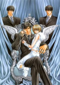 Fameux manga Yaoi de Hitoyo Shinozaki et Tôru Kôsaka.