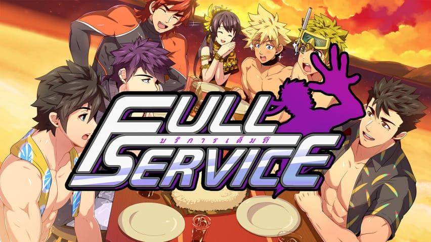 Full-Service, le jeu